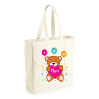 Mum Gift Birthday Bag Personalised To Be Mothers Day Present Tote Gift Idea