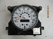 BMW MINI COOPER ONE R50 2004 1.6 PETROL SPEEDO CLOCKS DIALS CLUSTER 6211-6924905