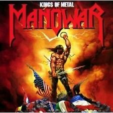 "MANOWAR ""KINGS OF METAL"" CD NEUWARE"