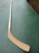 "Vintage Wooden 56"" Long Hockey Stick Koho Torpedo"