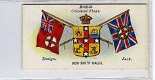 More details for (ga6364-302) hudden, flags of all nations, new south wales 1904 g-vg