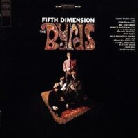 """THE BYRDS """"FIFTH DIMENSION"""" CD NEUWARE"""