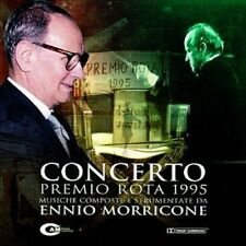 Ennio Morricone: Concerto Premio Rota 1995 (New/Sealed CD)