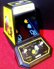 COLECO PAC-MAN TABLE TOP MINI ARCADE GAME BY MIDWAY *WORKS*