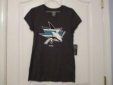NHL NWT SAN JOSE SHARKS PAVELSKI #8 WOMEN'S T-SHIRT SIZE L