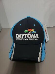 Daytona International Speedway Nascar Hat Baseball Cap Size L/XL  A- Flex NWT