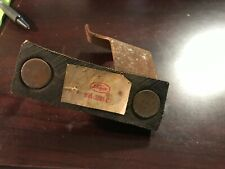 NOS 1959 Ford Retractable   Right Muffler Outlet Pipe Bracket   B9A-5261-C