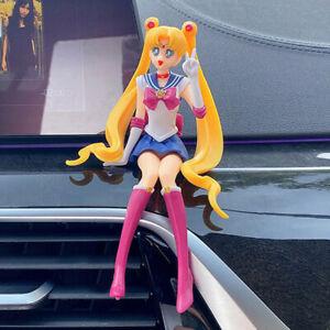 Pretty Soldier Sailor Moon Tsukino Usagi Noodle Stopper Anime Figur Figuren Toy