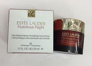 Estee Lauder Nutritious Night Creme/mask 50ml