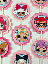 30 Beanie Boo Dimensional Cupcake Toppers *Ready to Ship*