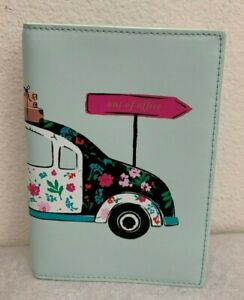 NWT Kate Spade New Horizons Out of Office Imogenein Passport Holder Original Pac