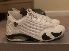 317f4b2b82e 2005 Jordan 14 XIV Size 12 Dark Cinder Brown