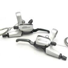 Shimano Deore ST-M580 Set 3x9-fach Bremshebel Schalthebel silber V-Brake - NEU