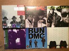 Run D.M.C. [5 CD Alben ] King of Rock + Raising Hell + Back from + Tougher