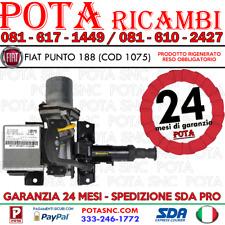 CITY - PIANTONE STERZO - SERVOSTERZO ELETTRICO FIAT  PUNTO REGOLABILE COD: 1075