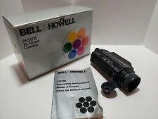 VINTAGE BELL & HOWELL 2123XL SUPER 8 HANDHELD MOVIE CAMERA in Original Box
