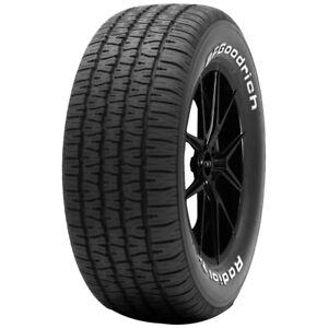P255/60R15 BF Goodrich Radial T/A 102S RWL Tire
