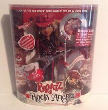 Bratz Rock Angelz Sasha Collector Doll HTF and Rare