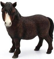 Leonardo Horse Figurine Shetland Pony Country Life Collection Approx 12.5cm High