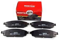 Mintex Pastillas De Freno Eje Delantero Para Jeep MDB2705 Envío rápido (imagen real de parte)