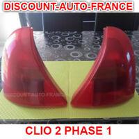 Feu arriere principal gauche et droit  (feux) RENAULT CLIO 2 PHASE 1