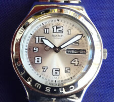 Swatch Irony Stainless Steel Gents Watch