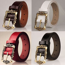 Unbranded Leather Floral Belts for Women