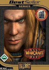 WARCRAFT 3 + AddOn FROZEN THRONE = GOLD EDITION Bestseller  Neuwertig
