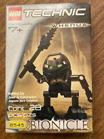 Lego Technic Bionicle 8545 Whenua Sealed Brand New In Box!