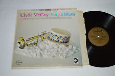 CLYDE McCOY Golden Era of The Sugar Blues LP Spectrum/Design Records SDLP-28 VG