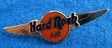 RARE PROTOTYPE PETER MORTON HARD ROCK AIR PILOT GOLD WINGS Hard Rock Cafe PIN