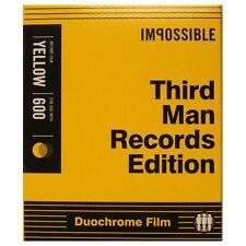 Impossible 600 Typ Third Man Records Edition Sofortbildfilm - NEU