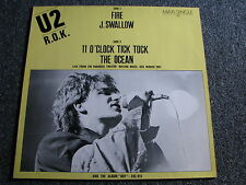 U2-Fire 12 inch MAXI LP-R.O.K. -1981 Germany-Rock - 45 giri/min-Islanda