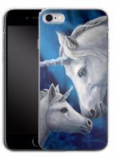 'Sacred Love' Unicorn Lisa Parker iPhone 6/6s/7/8 Silicone Case