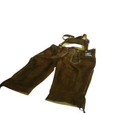 Original Trachten - Kniebundhose Fb. nuss 100% echtes Leder Gr. 44 - 60
