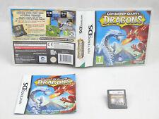 Combat Of Giants Dragons DS Nintendo Complete PAL