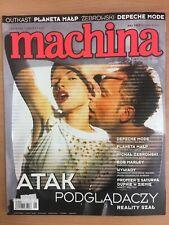 DEPECHE MODE OUTKAST BOB MARLEY - MACHINA POLISH MAGAZINE No. 5/2001