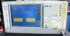 Rohde Amp Schwarz Fsig 13 Signal Analyzer 9khz 13 Ghz