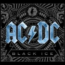 AC/DC - Black Ice CD (2008 Hardback Case)