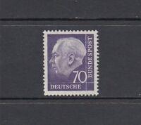 BRD Mi-Nr. 263 xw R - Rollenmarke mit Nummer 0860 ** postfrisch