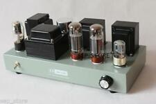 Finished 6n9p+ el34b class A vacuum tube power amp 8w+8w