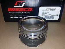 Wiseco K556M86AP Pistons for Nissan SR20DET 86mm 9:1 SR20 S13 S14 S15 GTiR