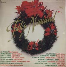 FELIZ NAVIDAD FEAT. ANGELICA VALE / LOS FLAMERS / MORQUECHO 1987 MEXICAN LP SS