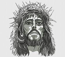 embroidery designs Jesus Christ, Church, religion, patrones de máquina de bordar