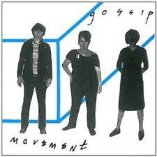 "GOSSIP ""MOVEMENT"" CD 11 TRACKS NEW!"