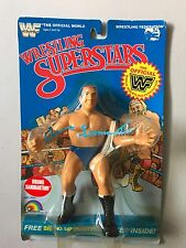 WWF LJN WRESTLING SUPERSTARS BRUNO SAMARTINO Figure Signed / Autograph WWE