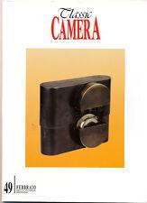 Classic Camera  N.49 Febbraio 2004 rivista in italiano collezionismo fotografico