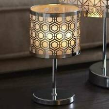 PartyLite Enchanted Silver Mini Votive Lamp *Brand New in Box Nib*