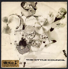 THE STYLE COUNCIL DISCO 45 GIRI IT DIDN'T MATTER B/W ALL YEAR ROUND - ITA