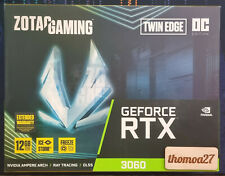 More details for zotac gaming geforce rtx 3060 twin edge oc 12gb gpu - free next day delivery